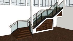 樓梯 樓梯 樓梯扶手 室外 SU模型下載 樓梯 樓梯 樓梯扶手 室外 SU模型下載