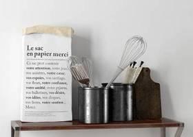 黑色厨房用品组合3D模型下载 黑色厨房用品组合3D模型下载