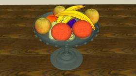 水果 草圖大師模型SU模型下載 水果 草圖大師模型SU模型下載