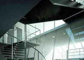 后现代旋转楼梯 3D模型下载 后现代旋转楼梯 3D模型下载
