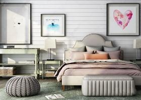 美式公主房家具組合 美式雙人床 雙人床 梳妝凳 床頭柜 臺燈 桌子 毛線凳 裝飾3D模型下載 美式公主房家具組合 美式雙人床 雙人床 梳妝凳 床頭柜 臺燈 桌子 毛線凳 裝飾3D模型下載