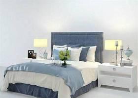 美式田園風格床具模型 家具 床具 美式 田園風格3D模型下載 美式田園風格床具模型 家具 床具 美式 田園風格3D模型下載