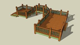 橋面鋪裝 室外 家具 箱包 機械 臥室 SU模型下載 橋面鋪裝 室外 家具 箱包 機械 臥室 SU模型下載