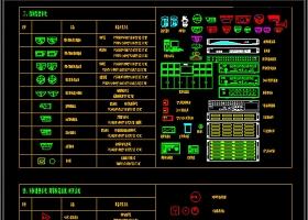 原创精品弱电智能化CAD图库