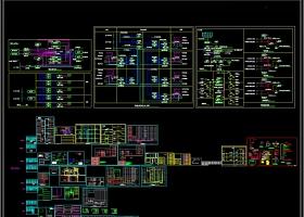 原创弱电自动智能化系统图块合集二