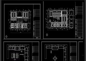 原创2019橱柜配件CAD图集