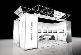 專業展覽設計公司 盡寸標準 實用而美觀圖片