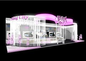 婚紗城展覽設計下載
